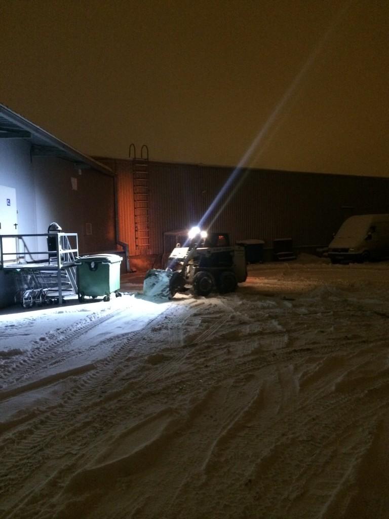 sniego-valymas